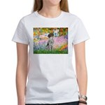 Garden/German Pointer Women's T-Shirt