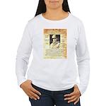 General Omar Bradley Women's Long Sleeve T-Shirt