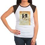 General Omar Bradley Women's Cap Sleeve T-Shirt