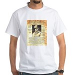 General Omar Bradley White T-Shirt