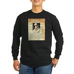 General Omar Bradley Long Sleeve Dark T-Shirt