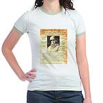 General Omar Bradley Jr. Ringer T-Shirt