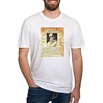 General Omar Bradley Fitted T-Shirt