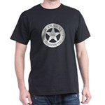 Deadwood Marshal Dark T-Shirt