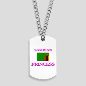 Zambian Princess Dog Tags