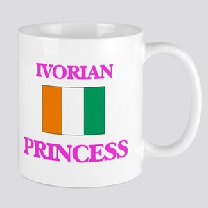 Ivorian Princess Mugs