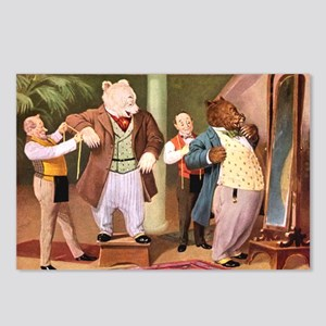 ROOSEVELT BEARS AT THE TAILORS Postcards (Package