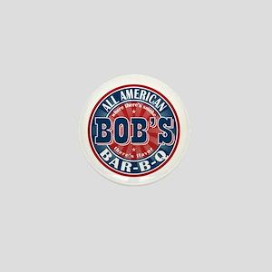 Bob's All American BBQ Mini Button
