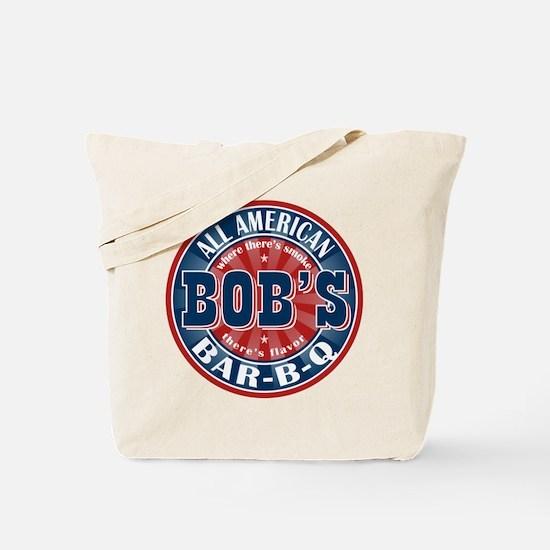 Bob's All American BBQ Tote Bag