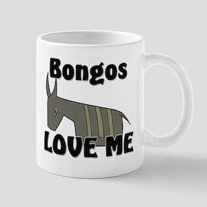 Bongos Love Me Mug