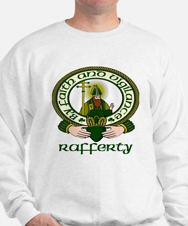 Rafferty Clan Motto Sweatshirt