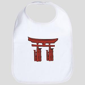 Otorii Shinto Gate Bib