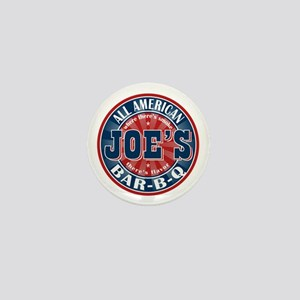 Joe's All American BBQ Mini Button