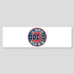 Joe's All American BBQ Bumper Sticker