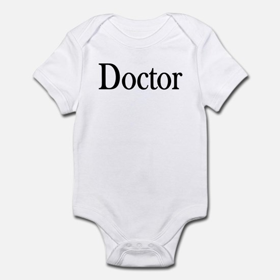 "Instant ""Doctor"" Costume Infant Creeper"