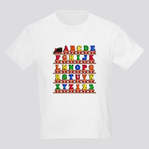 ABC Train Kids Light T-Shirt