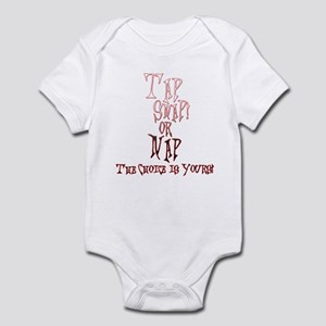 Tap Snap or Nap - 2 Infant Bodysuit