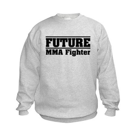 Future MMA Fighter Kids Sweatshirt