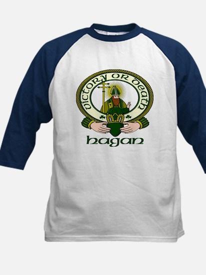 Hagan Clan Motto Kids Baseball Jersey