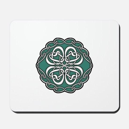 CELTIC76_GREEN Mousepad