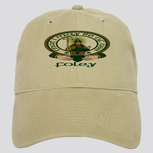 Foley Clan Motto Cap