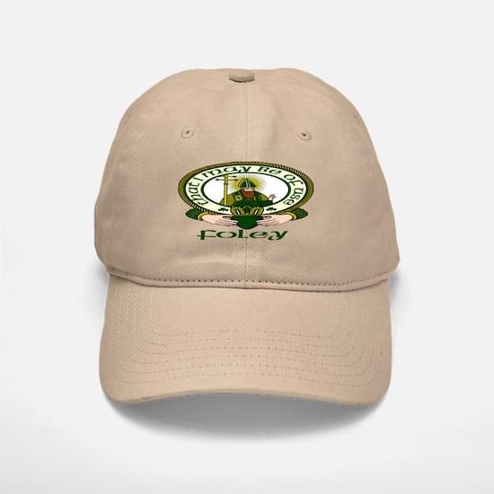 Foley Clan Motto Baseball Baseball Cap