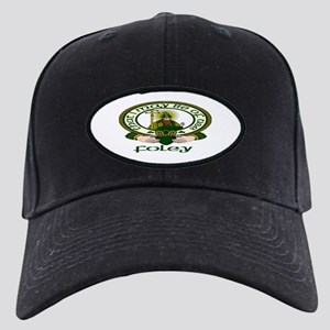 Foley Clan Motto Black Cap