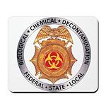 Bio-Chem-Decon Mousepad