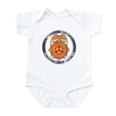 Bio-Chem-Decon Infant Bodysuit