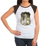 Town Drunk Women's Cap Sleeve T-Shirt