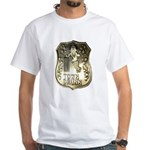 Town Drunk White T-Shirt