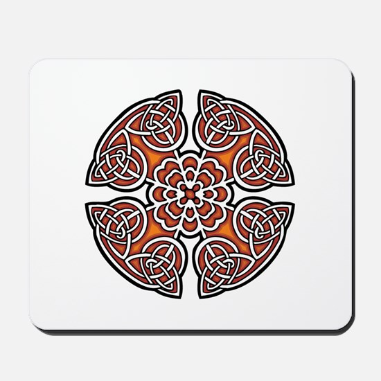 CELTIC87_ORANGE Mousepad