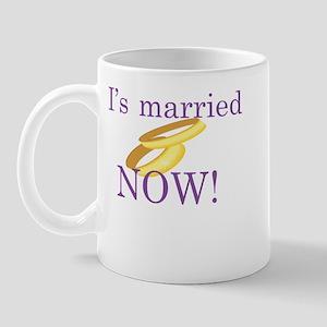 I's Married Mug