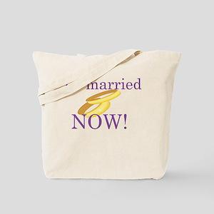 I's Married Tote Bag