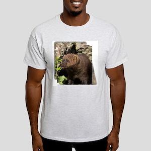Fisher Ash Grey T-Shirt
