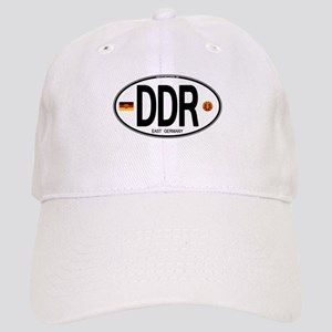 East Germany Euro Oval Cap