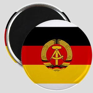Flag of East Germany Magnet