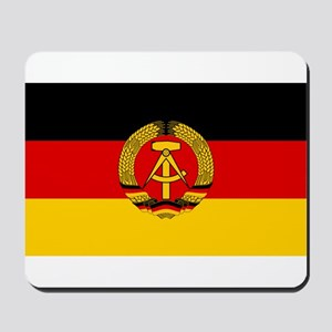 Flag of East Germany Mousepad