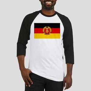 Flag of East Germany Baseball Jersey