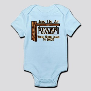 Spawn Camp Infant Bodysuit