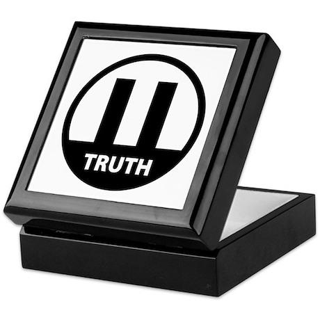 9/11 TRUTH Keepsake Box