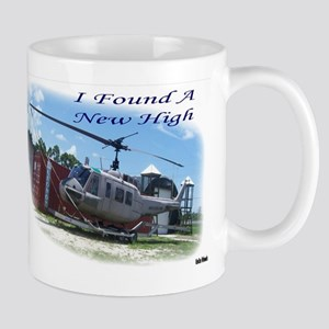 I Found A New High Mug
