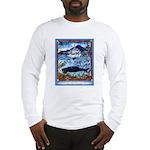 Watching Sea Life Long Sleeve T-Shirt