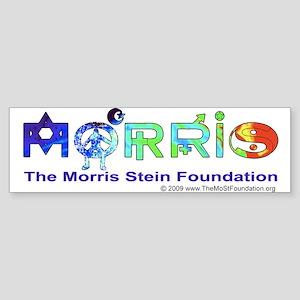 Morris Co-Exist by Elise Bumper Sticker