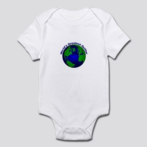 World's Greatest Quilter Infant Bodysuit