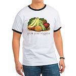 grow your veggies Ringer T