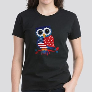 USA Owl T-Shirt