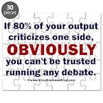 Debate Management Puzzle