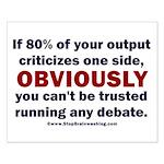 Debate Management Small Poster