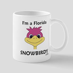 Im a Florida Snowbirdy Mugs